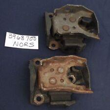 NORS-No Brand 67-72 Chevy Passenger Chevelle Nova Camaro Engine Mounts-2 3968700