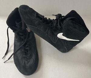 Vintage 1996 Nike Speedsweep Wrestling Shoes Size 10.5 118014-011