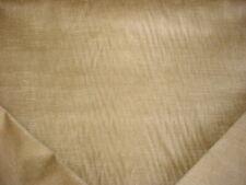 10-1/8Y KRAVET LEE JOFA CITRINE GREEN STRIE VELVET DRAPERY UPHOLSTERY FABRIC