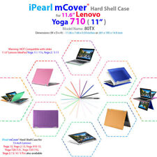 "NEW mCover® Hard Case for NEW 11.6"" Lenovo Yoga 710 (11) 2-in-1 Ultrabook Laptop"