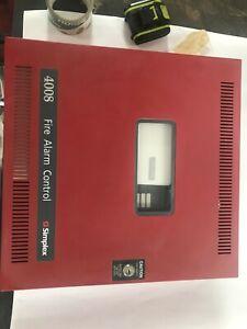 Simplex Fire Alarm Control 4008