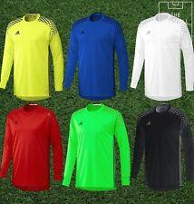 adidas Goalkeeper Shirt - Player Grade GK Football Jersey - All Sizes & Colours