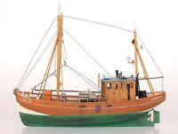 Artitec 50.115 Krabbenkutter Vollrumpf 1:87 Bausatz unbemalt Resin Schiff