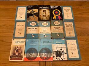 Pelican Books Paperbacks Job Lot Some Rare and Unusual Titles 15 Books