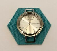 Authentic Origami Owl Large Silver Twist Watch Base - NEW - BR5001