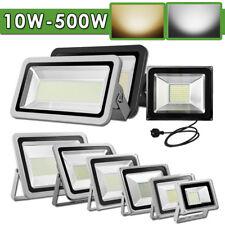 10W-500W LED Flood Light Cool Warm White Work Wall Spot Floodlights IP65 240V
