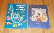 Disney Books (Lot of 2 Hardcover) Like New Condition!!!!