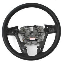 VE WM Steering Wheel Holden Commodore Caprice 51i Onyx Black Leather 92194397