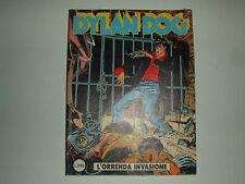 Dylan Dog - L'Orrenda Invasione N° 105  Anno 1995 Fumetto