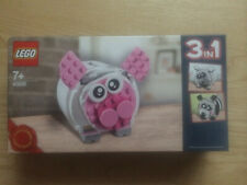 Lego 40251 Piggy Bank 3 in1 Limited Edition. NEW & SEALED