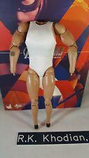"Hot Toys MMS281 Avenger 1/6 Captain America action figure 12"" magnetic Body Only"