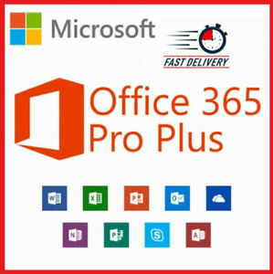 Microsoft®Office®365🔥Pro✅ACCOUNT✅FOR 5✅DEVICES✅PC&Mac✅5 TB OnedriveB