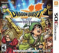 Dragon Quest VII: Fragments of the Forgotten Past [Nintendo 3DS] Brand New