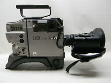 JVC KY-15U Professional Color Video Camera with HZ-410 Zoom Lens #627