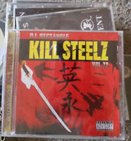 dj RECTANGLE Vol 2 Kill Steelz CD SEALED NEW