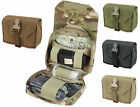 Condor First Response Pouch MOLLE Crye MULTICAM Medic Kit Bag w/ Rip Away Panel