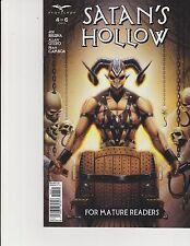 Satans Hollow #4 Cover D Zenescope Comic GFT NM Rosete