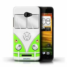 Housses et coques anti-chocs vert pour téléphone mobile et assistant personnel (PDA) HTC