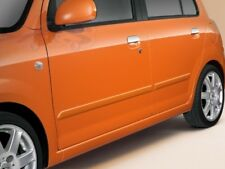 """Daihatsu Trevis Seitenleisten lackiert in silber-met`S28  """"Sonderpreis"""""""