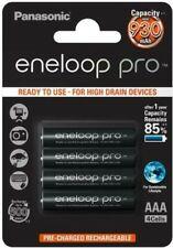 Panasonic eneloop Pro AAA 930mAh Nimh Rechargeable Batterie Batteries