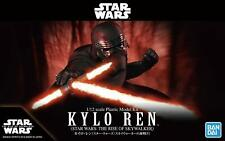Bandai 1/12 scale KYLO REN Star Wars The Rise of Skywalker Japan Import