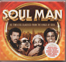 SOUL MAN 80 Timeless Classics From The Kings Of Soul NEW & SEALED 4X CD SET