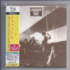 JACKSON 5 Skywriter / Get It Together  JAPAN mini lp cd SHM UICY-94295  2 covers