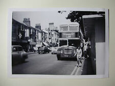 ENG1905 - 1960s BRIGHTON HOVE & DISTRICT OMNIBUS Co - BUS PHOTO