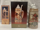 Anheuser-Busch Tomorrow's Treasures Limited Edition 4 Beer Stein