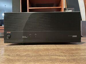 Adcom 5500 2 Channel Power Amplifier. Works Great