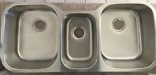 American Standard Undermount Brushed Stainless Steel Bowl Kitchen Sink NEW