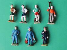 Figurine O en plastique souple 45mm époque Hornby - au choix