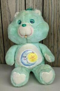 Vintage 1983 Kenner Bedtime Bear Care Bears