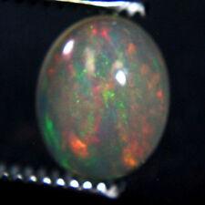 8x10 mm Cabochon Super Gem Multi Colored Ethiopian Opal Gemstone fc36