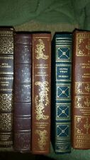 Lot of 5  International Collectors Library in VERY GOOD CONDITION VINTAGE