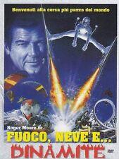 Fuoco, Neve E... Dinamite (1990) DVD