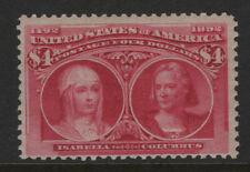 #244 mint original gum $4 Columbian Rich Color