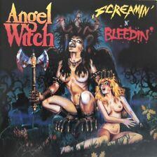 ANGEL WITCH – Screamin' 'n' Bleedin' (NEW*LIM.500*NWOBHM CLASSIC 1985*IMPORT)