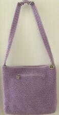 The Sak Purse Lilac Purple Tote Cro