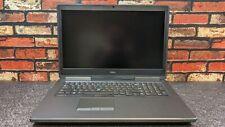 """New listing Dell Precision 7720 17.3"""" I7-7920Hq 3.10Ghz 16Gb Quadro P4000 *Read* Parts"""