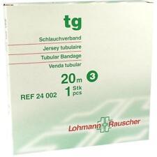 TG Schlauchverband weiß 20m Gr.3 24002 1St Verband PZN 1020246