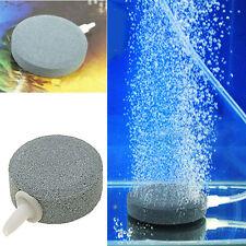 Air Bubble Disk Stone Aquarium Aerator Fish Tank Pump Hydroponics Oxygen 40mm CN