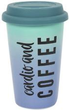 Thermal Cardio Coffee Ceramic Travel Mug 225ml