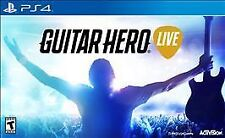 PS4 Guitar Hero Live Bundle  - PlayStation 4 ~ NEW IN BOX SEALED