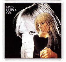 NICO CHELSEA GIRL 1967 LP COVER FRIDGE MAGNET IMAN NEVERA