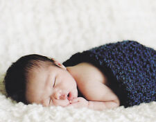 Crochet Pattern ~ BABY COCOON ~ Instructions