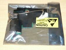 NEW GENUINE DELL LATITUDE E5410 VGA LAN RJ-45 2X USB BOARD SIM FHYHD 0FHYHD