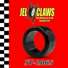 Jel Claws ST-2065 - HO 1/64 Scale Four Gear Ultra G Chassis, Rear Tires