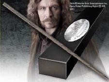 HARRY POTTER OFFICIAL SIRIUS BLACK GODFATHER WAND + BONUS NAME CLIP STAND GIFT