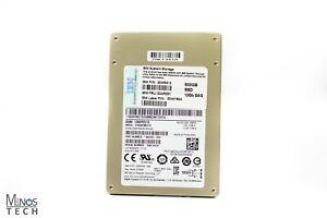 """IBM 800GB 12G SAS 2.5"""" SSD P/N 00AR412"""